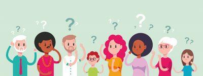 Frage stellen